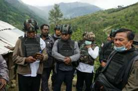 Demi Keamanan Papua, DPR Minta Pemerintah Akhiri Konflik…