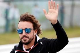 Fernando Alonso Jalani Operasi Tulang Rahang Usai…