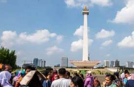 Cuaca Jakarta 13 - 14 Februari: Hujan Ringan Hingga Cerah Berawan