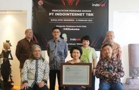 Baru Sepekan IPO, Indointernet (EDGE) Duduki Top Gainers. Sahamnya Naik 106,44 Persen