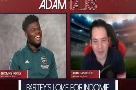 Viral, Pebulutangkis Vittinghus dan Pemain Arsenal…