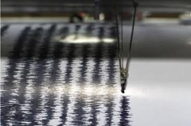 Gempa Magnituo 7,1 Mengguncang Fukushima Jepang