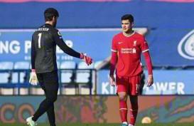 Hasil Liga Inggris : Alisson Blunder Lagi, Liverpool Kalah Ke-3 Beruntun