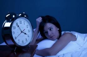 Perempuan Lebih Berisiko Alami Insomnia, Ini 3 Penyebabnya