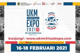 UKM Virtual Expo 2021 Siap Digelar Besok, Fokus ke…