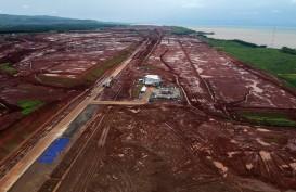 Foto-foto Perkembangan Pembangunan Kawasan Industri Terpadu Batang