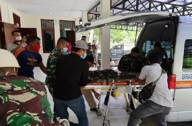 Kontak Tembak di Intan Jaya, Prada Ginanjar Meninggal