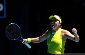 Hasil Australian Open 2021: Tumbangkan Svitolina, Pegula ke Perempat Final
