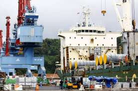 Ekspor CPO Via PT Pelindo II Teluk Bayur Ditarget…