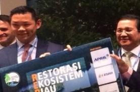 SUKSESOR BISNIS: Titah Sukanto Tanoto untuk Putra…