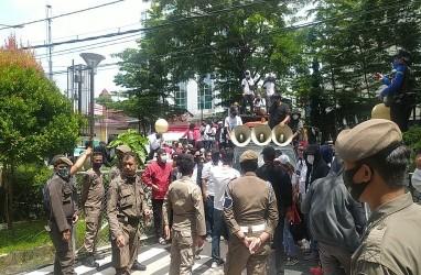 Aksi Demo Pengusaha Hiburan Malam Makassar Berujung Proses Pidana