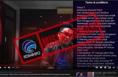 Cek Fakta : Vtube Resmi Dilindungi Pemerintah Indonesia?