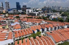 Penjualan Rumah di Singapura Tertinggi Sejak Juli…