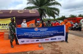Peduli Korban Bencana Alam, Uni-Charm Indonesia (UCID) Berikan Donasi ke Wilayah Terdampak