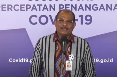 Mendagri Lantik Safrizal Sebagai Penjabat Gubernur Kalimantan Selatan