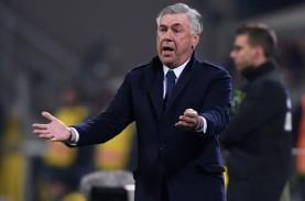 Brankas yang Dicuri dari Rumah Pelatih Everton Ancelotti…