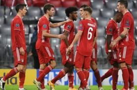 Jadwal Liga Champions : Leipzig vs Liverpool, Gladbach…