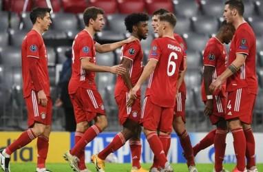 Jadwal Liga Champions : Leipzig vs Liverpool, Gladbach vs ManCity