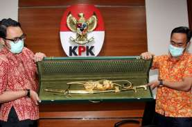 KPK: Barang Gratifikasi Jokowi Bakal Dipajang di Museum