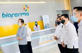 Jokowi Targetkan Vaksin Merah Putih Mulai Diproduksi Akhir 2021