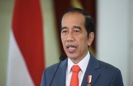 Jokowi Perkenalkan Jajaran Dewas & Dewan Direktur LPI, Ini Daftarnya