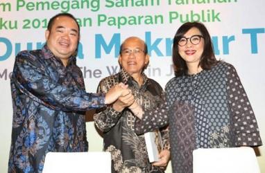 Direksinya Ditunjuk Jokowi Sebagai Dirkeu LPI, Saham DOID Menanjak