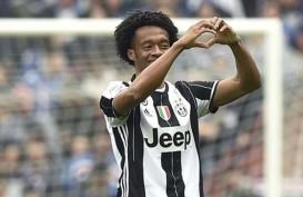 Bek Juventus Juan Cuadrado Menepi Tiga Pertandingan