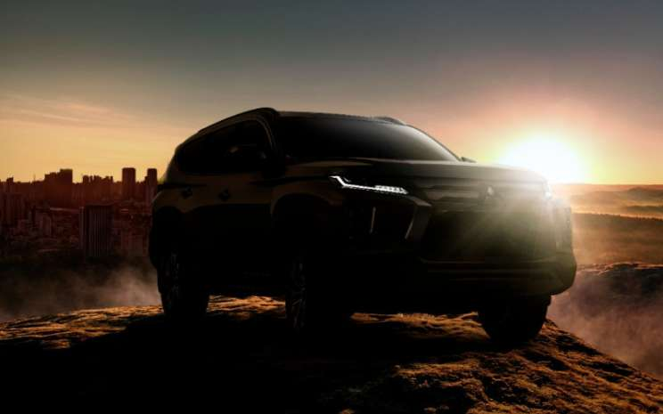 Mitsubishi New Pajero Sport.  - MMKSI