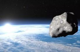 Besok, Asteroid Sebesar London Eye Melewati Bumi