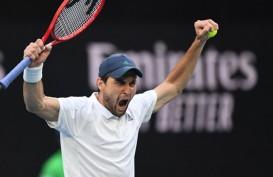 Hasil Australia Terbuka, Petenis Kualifikasi Tantang Novak Djokovic