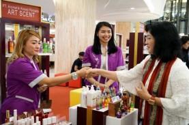Kinclong! Sektor Kosmetik Bertumbuh 9,4 Persen Tahun…