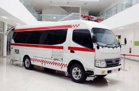 Hino Pamerkan 4 Bus Anti-Covid-19, Apa Saja?