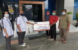 Bank Jateng Cabang Sukoharjo Bagi Sembako