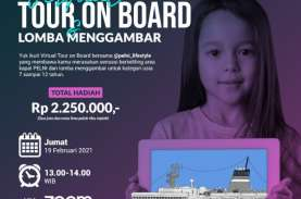 Perdana di 2021, Pelni Gelar Virtual Tour on Board…