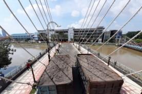 Jembatan Joyoboyo Penuhi Persyaratan, Siap Digunakan