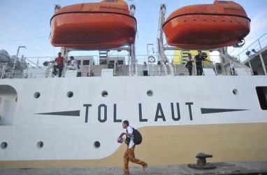 Kemenhub Tambah 4 Trayek Tol Laut di Indonesia Timur