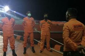 7 Penumpang KapalTenggelam di Mimika, Tim SAR Lanjutkan…