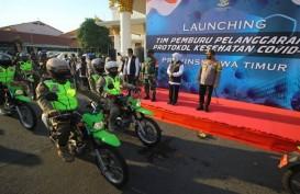 Covid-19 Jawa Timur : Jombang Satu-satunya Zona Merah