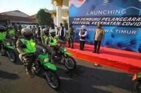 Covid-19 Jawa Timur : Jombang Satu-satunya Zona Merah…