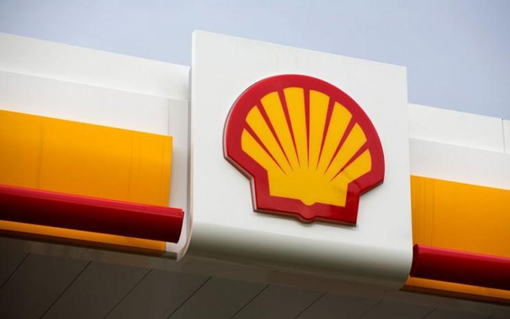 Logo Shell. Program Shell CODO sudah berjalan selama 15 tahun di DKI Jakarta, Banten, Jawa Barat, dan Jawa Timur. /Bloomberg - Andrey Rudakov