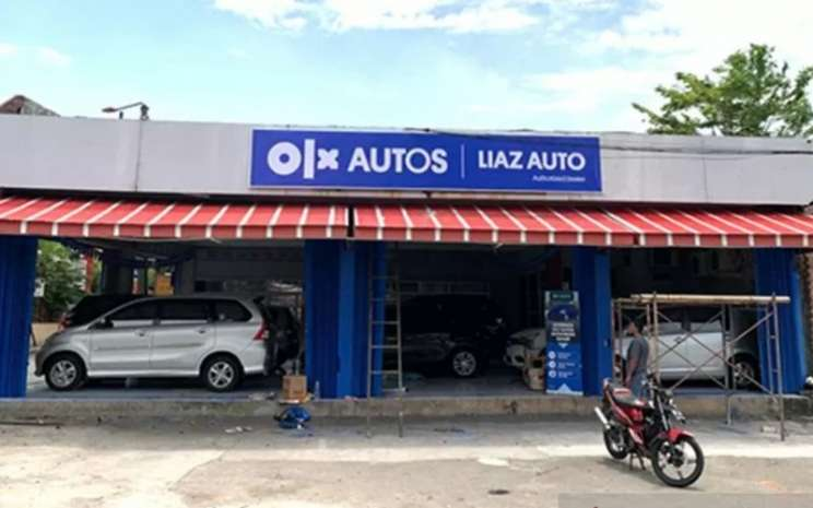 Dealer rekanan OLX Auto.  - OLX Autos