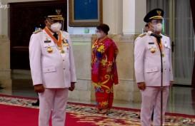 Dilantik Kembali Sebagai Gubernur Sulut, Ini Janji Olly Dondokambey