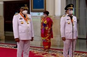 Dilantik Kembali Sebagai Gubernur Sulut, Ini Janji…