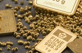 Harga Emas Terus Nyungsep, Bisa di Bawah Rp800.000 per Gram?