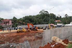 BPJT : Konstruksi Jalan Tol Serpong-Pamulang Rampung…