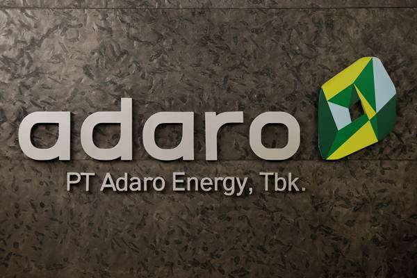 Logo PT Adaro Energy, Tbk. - Reuters/Beawiharta