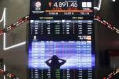Teka-teki Sepinya Transaksi Saham Februari, Investor Waspada