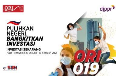 Besok Penawaran Ditutup, ORI019 Sudah Ludes Terjual Rp25 Triliun