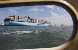 Maersk Ambil Langkah Tegas, Semua Kapal Wajib Bebas Bahan Bakar Fosil