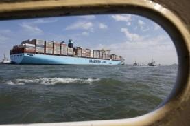 Maersk Ambil Langkah Tegas, Semua Kapal Wajib Bebas…